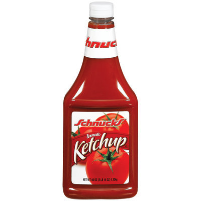 Schnucks Tomato Ketchup 46 Oz Squeeze Bottle