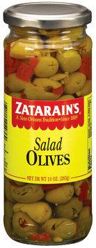 Zatarain's® Salad Olives 10 oz. Jar
