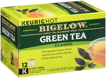 Keurig Hot® Bigelow® Green Tea Classic 12-0.10 oz. Box