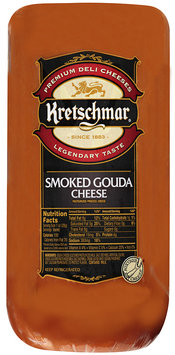 Kretschmar® Premium Deli Cheeses Smoked Gouda