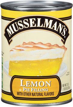 Musselman's® Lemon Pie Filling 22 oz. Can