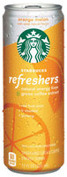 Starbucks® Refreshers™ Orange Melon Energy Drink 12 fl. oz. Can