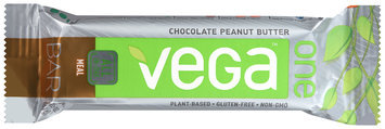 Vega™ One Chocolate Peanut Butter Meal Bar 2.26 oz. Wrapper