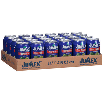 Jumex® Pear from Concentrate Nectar 24-11.3 fl. oz. Cans