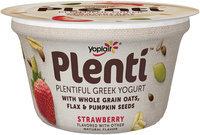 Yoplait® Plenti™ Greek Strawberry Low Fat Yogurt