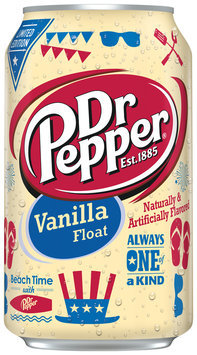 Dr Pepper® Vanilla Float Soda