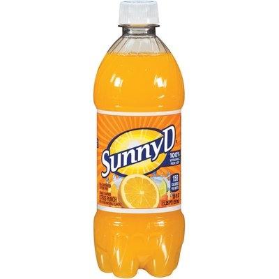 SunnyD® Orange Flavored Citrus Punch 20 oz