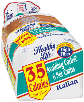 Healthy Life® Italian Bread 16 oz. Loaf