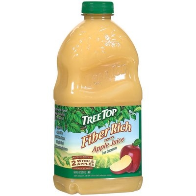 Tree Top Fiber Rich Apple 100% Juice