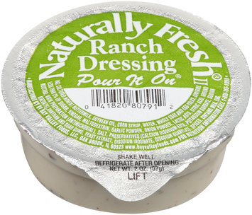 Naturally Fresh® II Ranch Dressing 2 oz. Cup
