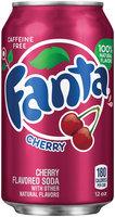 Fanta Cherry 12 fl. oz. Can