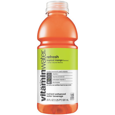 vitaminwater Refresh