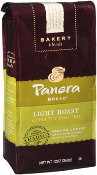 Panera Bread® Bakery Blends Light Roast Expertly Roasted Ground Coffee 12 oz. Bag