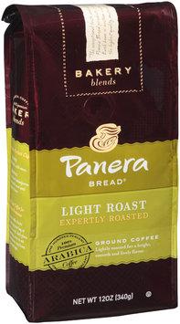 Panera Bread® Bakery Blends Light Roast Expertly Roasted Ground Coffee 12 oz. Bag