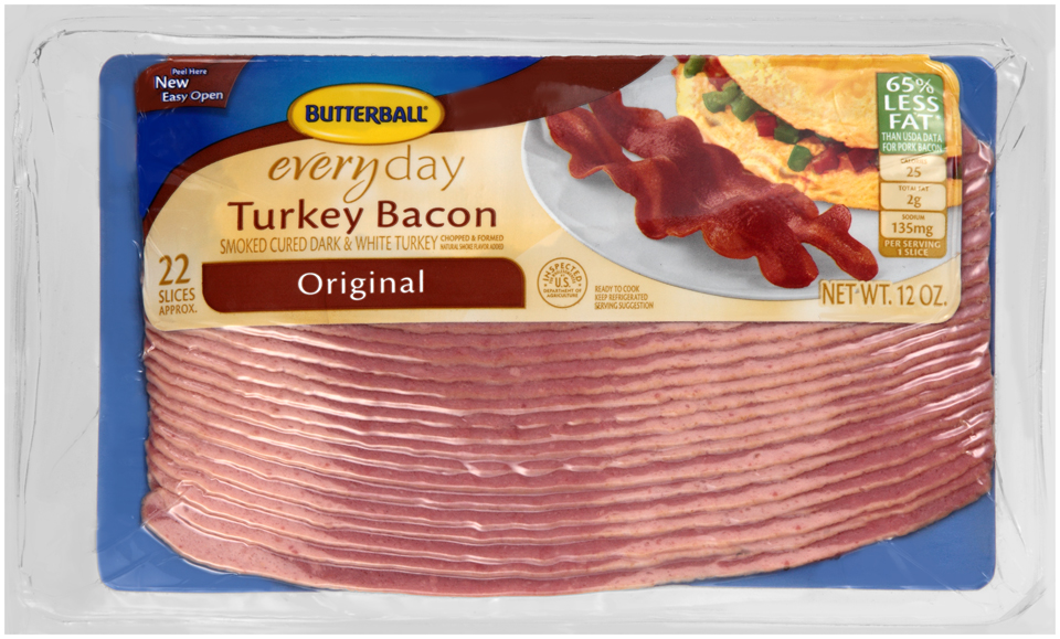 Butterball® Everyday Original Turkey Bacon,