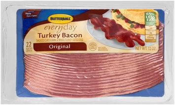 Butterball® Everyday Original Turkey Bacon,