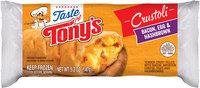Taste of Tony's® Bacon, Egg & Hashbrown Crustoli 5.2 oz Wrapper
