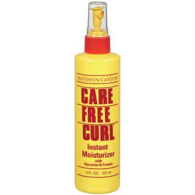 Care Free Curl Instant W/Glycerin & Protein Moisturizer 8 Fl Oz