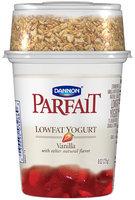 Dannon® Strawberry Parfait Lowfat Vanilla Yogurt