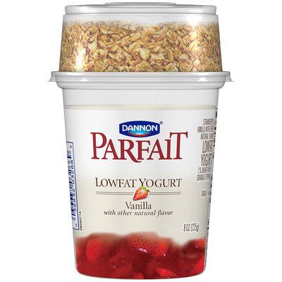 Activia Parfait Lowfat Yogurt Vanilla 8 OZ CUP