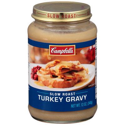 Campbell's® Slow Roast Turkey Gravy 12 oz. Jar