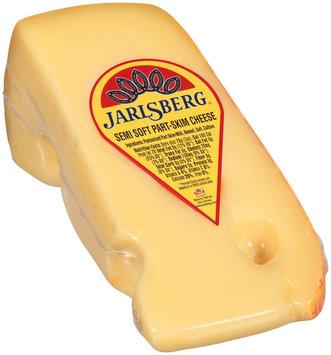 Jarlsberg® Semi Soft Part-Skim Cheese Pre-Cut 10 oz. Wedge, Random Weight