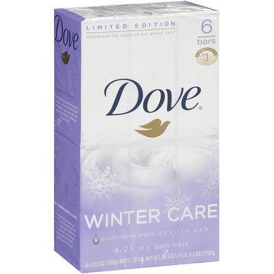 Dove® Winter Care Beauty Bar 6 ct Box