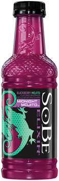 Sobe® Elixir® Blackberry Midnight Mojito™ Plastic Bottle