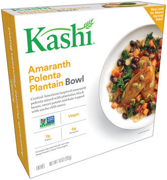 Kashi® Amaranth Polenta Plantain Bowl 10 oz. Box