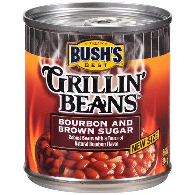 Bush's Best® Grillin' Beans® Bourbon and Brown Sugar 8.6 oz. Can