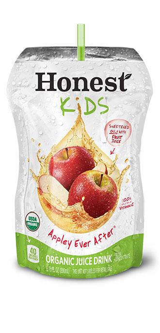 Honest Kids® Organic Appley Ever After