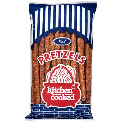 Kitchen Cooked Rod Pretzels 12 oz. Bag