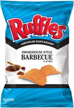 Ruffles® Smokehouse Style BBQ Potato Chips