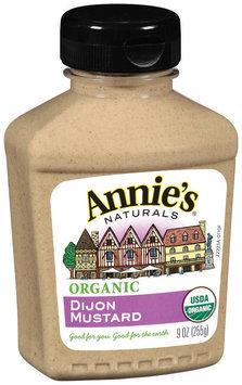 Annie's Naturals® Organic Dijon Mustard 9 oz. Bottle