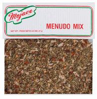 Mojave  Menudo Mix .75 Oz Peg