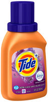 Tide Plus Febreze Freshness™ Spring & Renewal Scent High Efficiency Liquid Laundry Detergent 10 fl. oz. Bottle