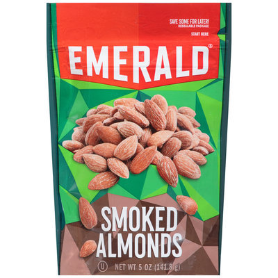 Emerald Smoked Almonds