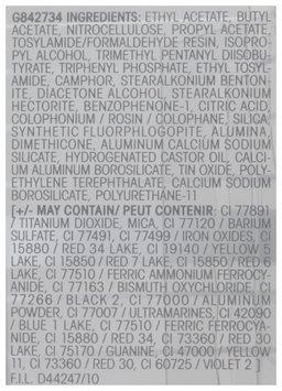 essie® Holiday Kit 032 Tuck It In My Tux 0.46 fl. oz. Box