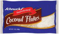 Schnucks Sweetened Coconut Flakes
