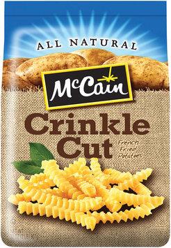 McCain Crinkle Cut French Fried Potatoes