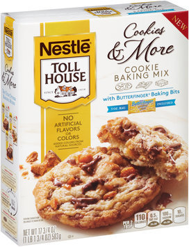 Nestlé® Toll House® Cookies & More Cookie Baking Mix With Butterfinger Baking Bits