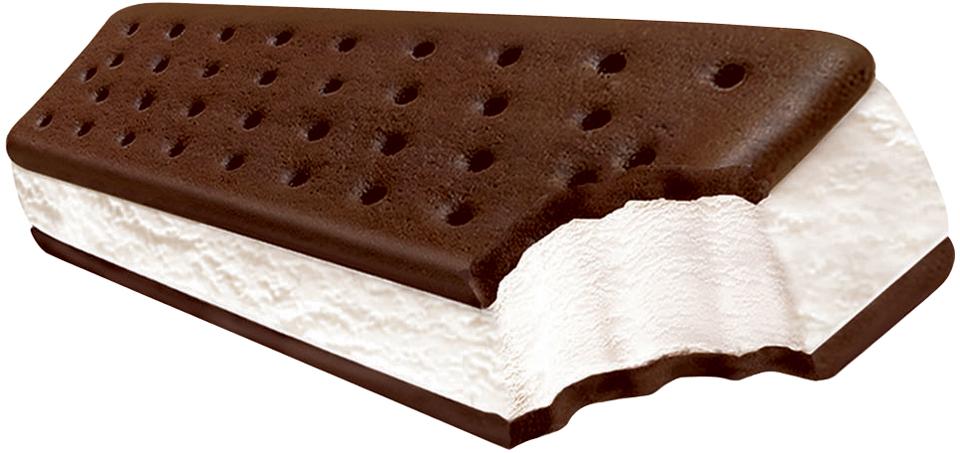 Nestlé Vanilla Ice Cream Sandwich 6 Ct Box