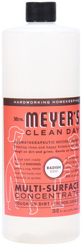 Mrs. Meyer's® Clean Day Radish Scent Concentrate Multi-Surface Cleaner 32 fl. oz. Bottle