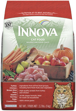INNOVA Cat Food 2.2 lb. Bag
