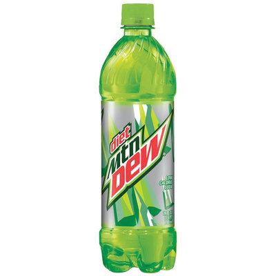 Diet Mountain Dew® 24 fl. oz. Plastic Bottle