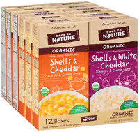 Back to Nature Organic Macaroni & Cheese Dinner Variety Pack 12-6 oz. Boxes