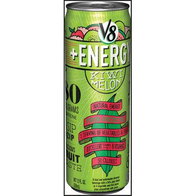 V8® +Energy Kiwi Melon Juice