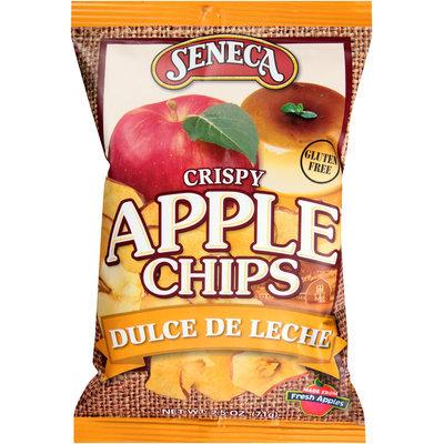 Seneca® Crispy Dulce De Leche Apple Chips 2.5 oz. Bag