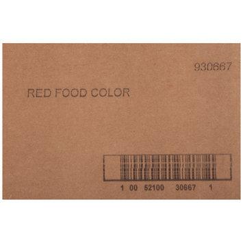 Spice Classics® Red Food Color 12-32 fl. oz. Bottles