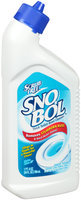 Sno Bol® Scrub Free® Alpine Clean Thick Toilet Bowl Cleaner 24 fl. oz. Bottle